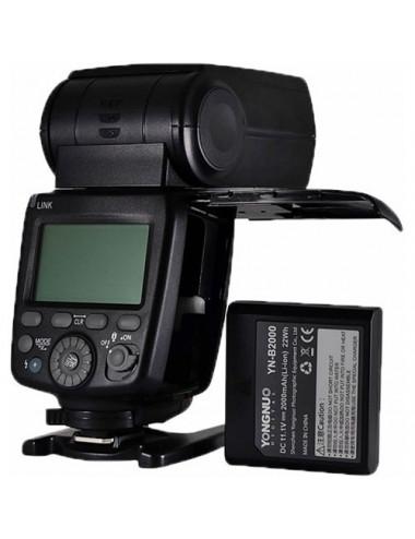 Cargador Alternativo para Baterías Nikon En-el 3 / 3e- USB