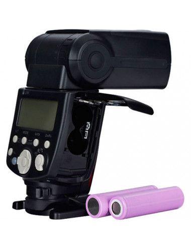 Cargador Alternativo para Baterías Canon LP-E10 - USB