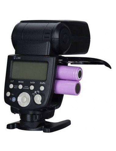 Cargador Alternativo para Baterías Canon NB-10L - USB