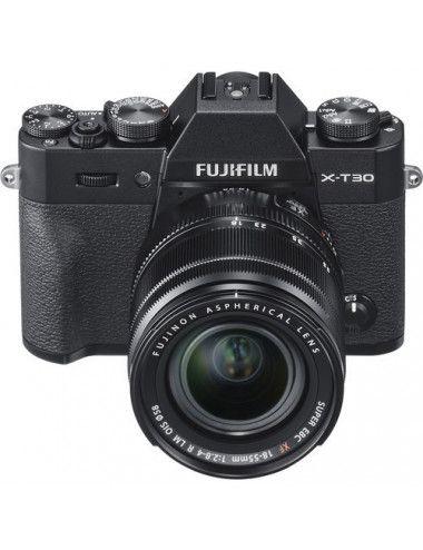 Fujifilm X-T20 Cámara Mirrorless Sin espejo con lente 16-50mm color Negra en Chile www.apertura.cl