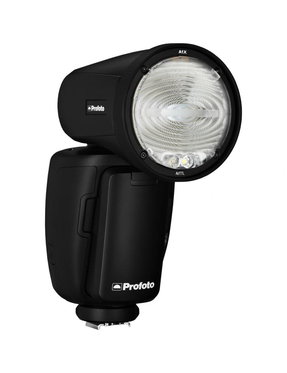 Pinza para sostener reflectores en trípode de iluminación en Chile www.apertura.cl