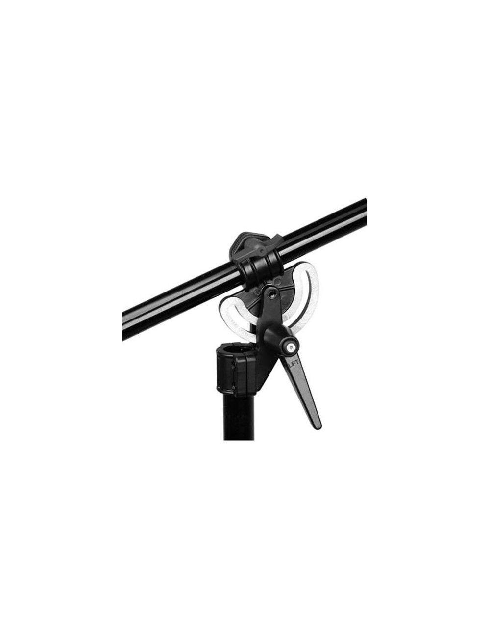 Bescor - Set Iluminación estudio FP-576K Incluye 2 paneles Bi-Color con aletas y trípodes