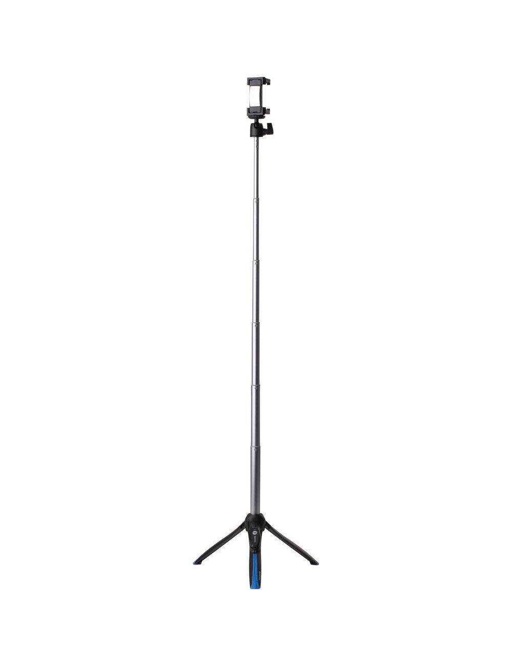 KIT Micrófono Terreno Caña de fibra de carbono + Zeppelin + Micrófono Boya PVM1000 kitz