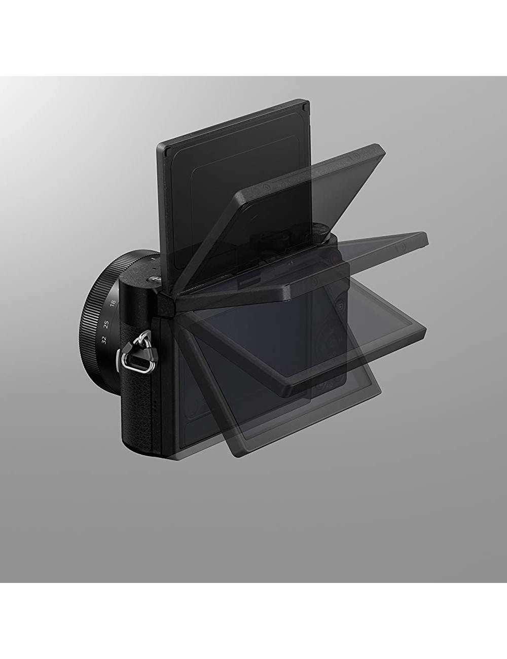 Fancier Softbox para paneles LED de 37x45cms para leds de hasta 33x24 cms (tamaño frontal)