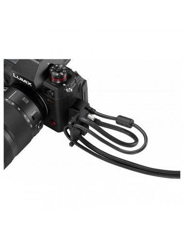 Correa DOBLE para cámara Quick Strap para sostener 2 cámaras simultaneamente