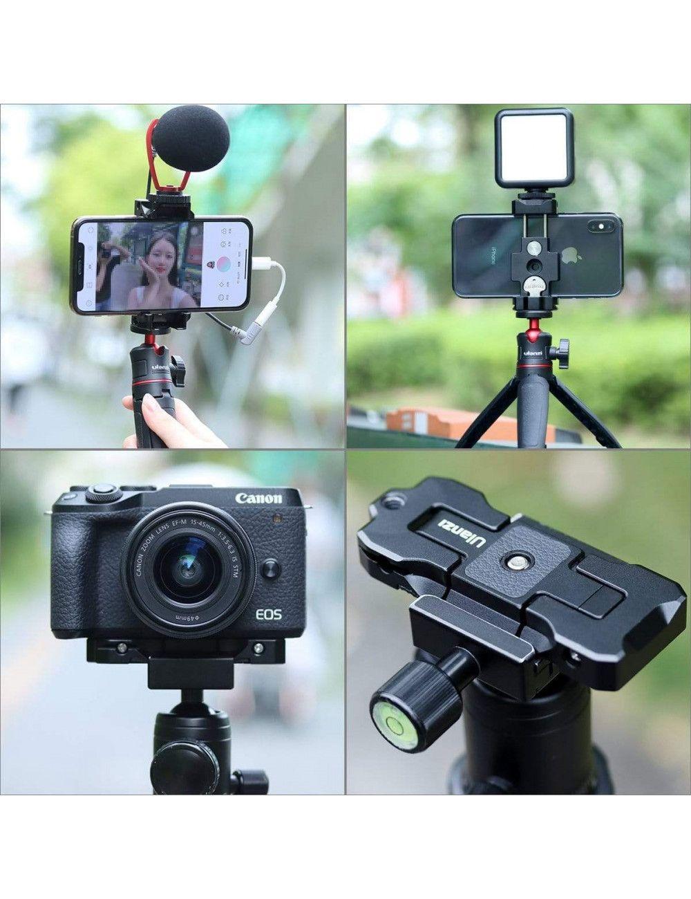 Canon 6D Mark II Kit Cámara con lente 24-105 IS STM - Full Frame / Estabilizador de imagen