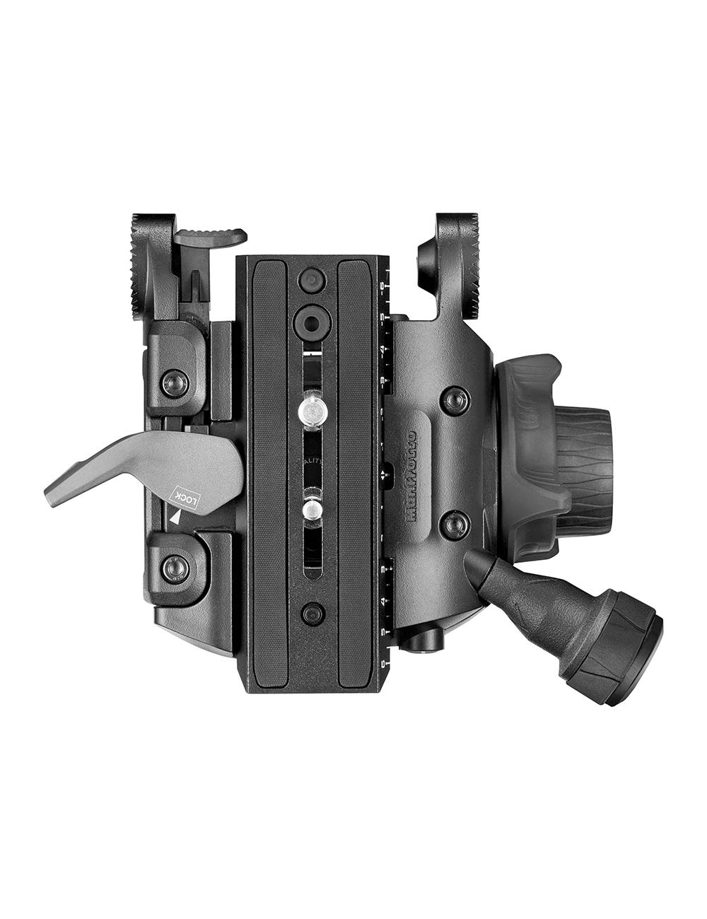 Cabezal Mvh500ah Para Video Fluido Manfrotto
