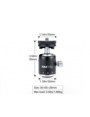 NiceFoto SN-09 Reflector (Olla) para Fondos Profesional con Portagelatinas