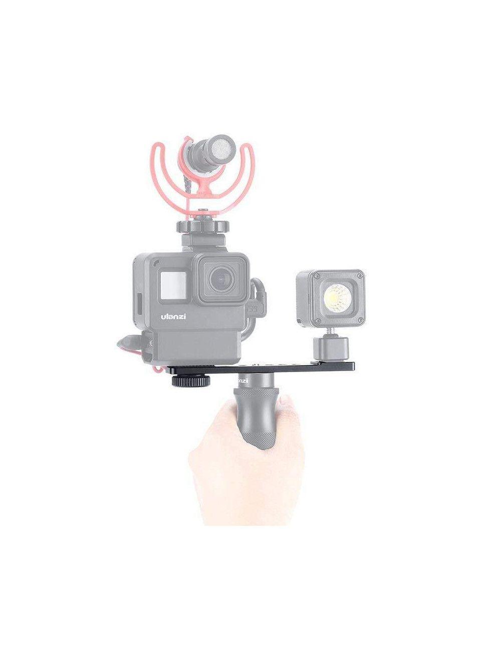 Flash Yongnuo YN720 con batería recargable de Litio para Canon Nikon Sony Pentax y Panasonic