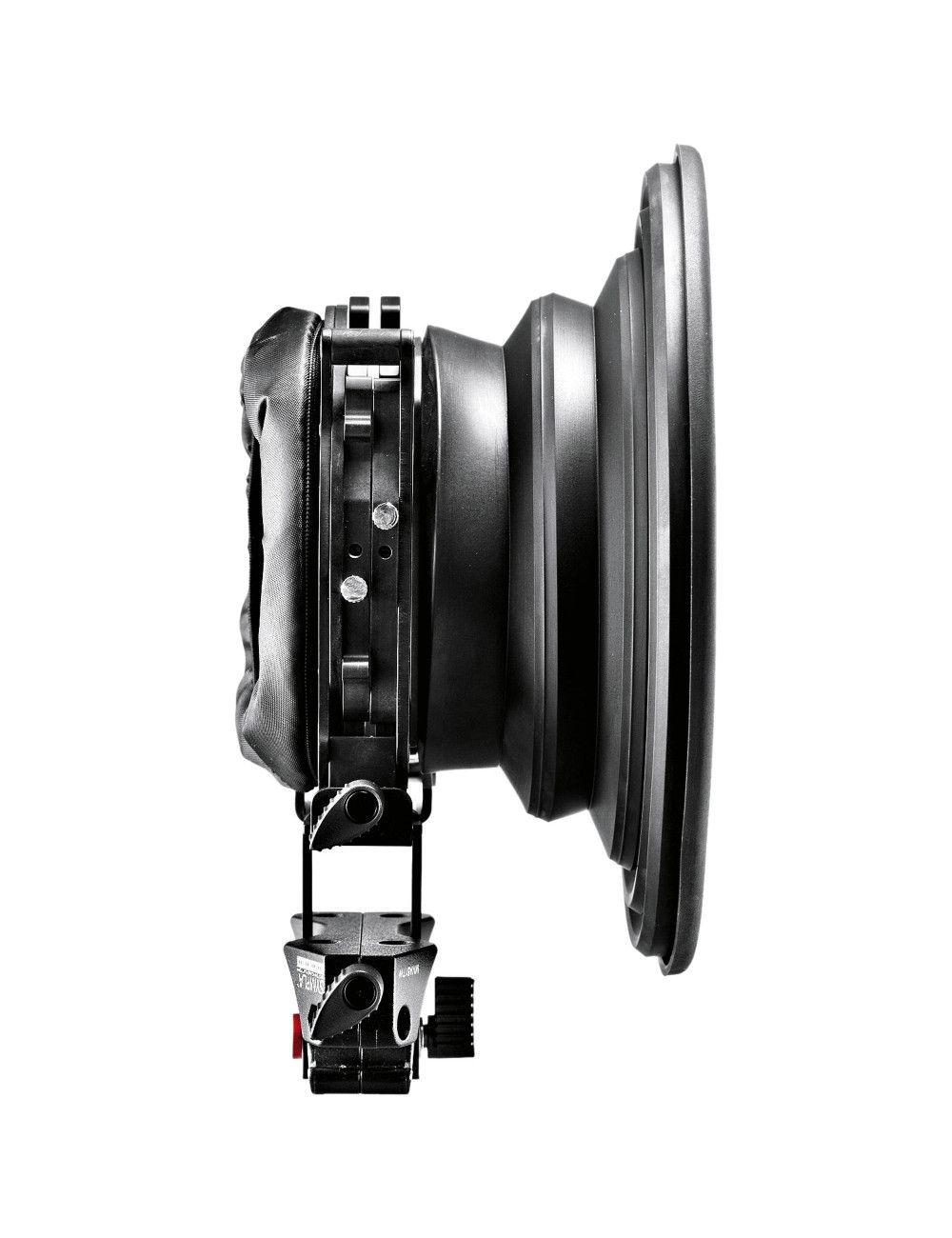 Adaptador Yongnuo para usar lentes Canon EF en Cámaras Canon EOS M