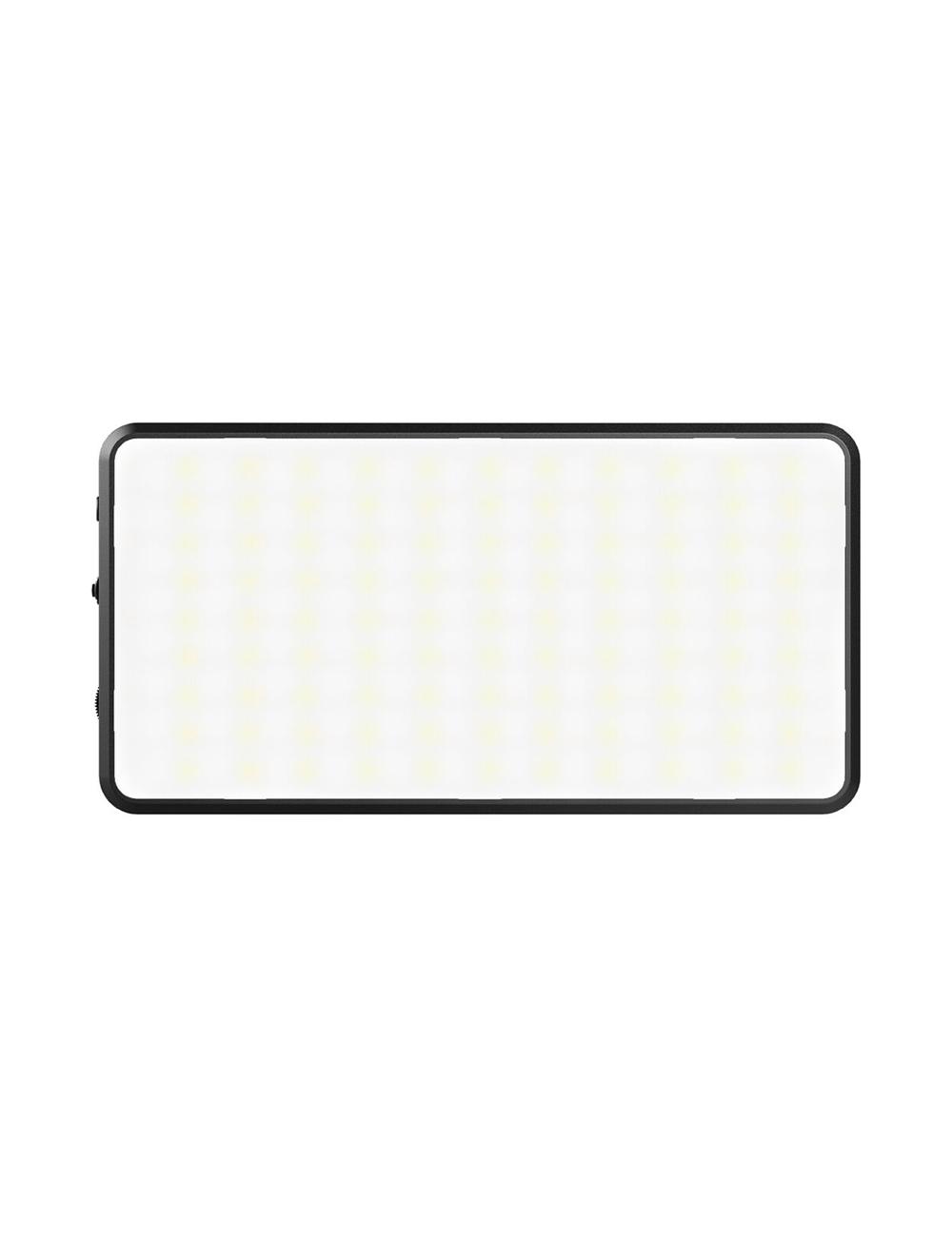 Bescor - Set Iluminación estudio FP-900K Incluye 2 paneles Bi-Color con aletas y trípodes