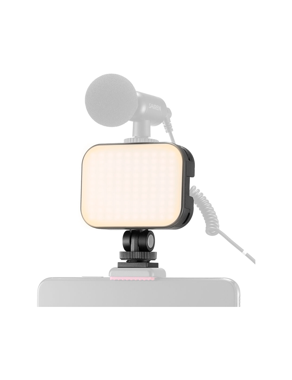 Boya BY-PVM1000 Micrófono Condensador Profesional XLR