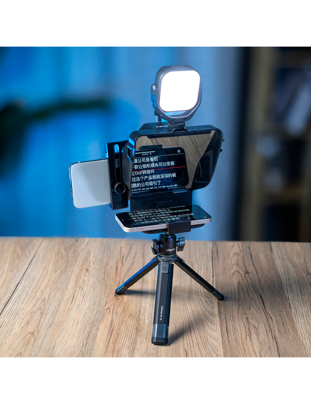 Tascam DR-10SG Grabadora y micrófono para cámara