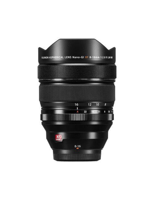 Lente Fujifilm XF 16mm f/2.8 R WR Gran Angular
