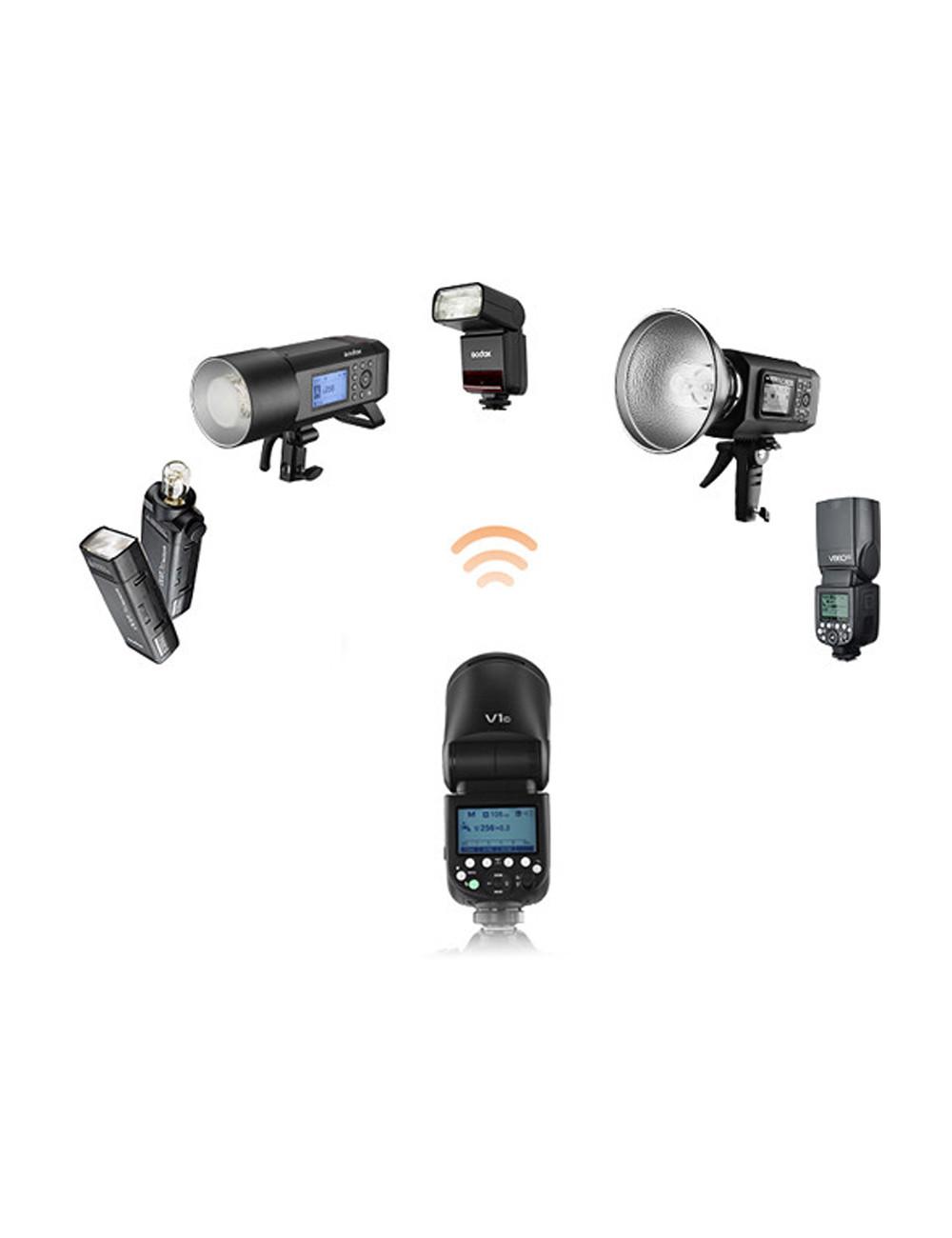 Lente Tamron SP 35mm F/1.8 Di VC USD con parasol para Nikon