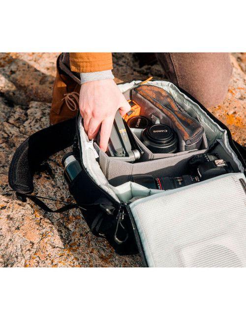 Canon Lente EF-S 18-55mm f/3.5-5.6 IS II Zoom Standar gran angular y pequeño teleobjetivo