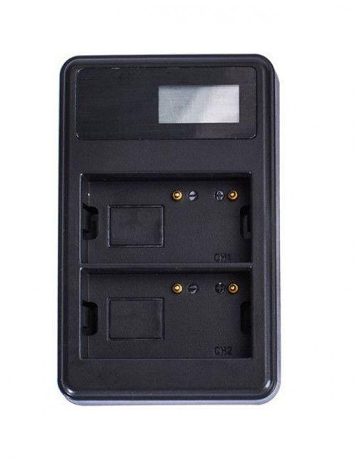 KIT - Panel Aputure AL-H528W con Tripode y Baterias - Angular