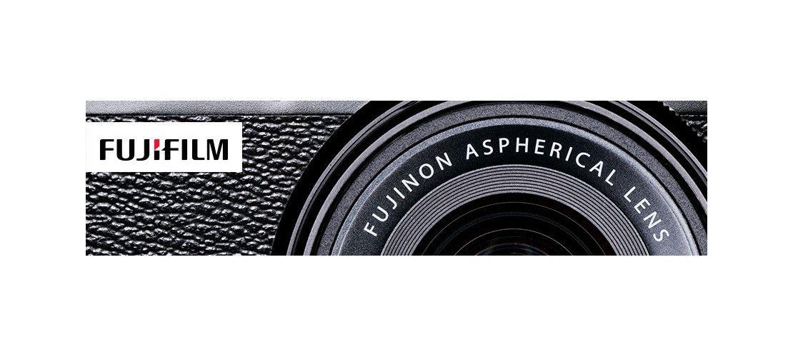 Fujifilm de lentes fijos