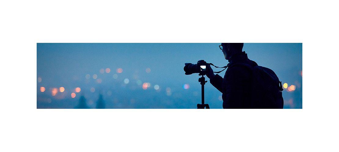 Trípodes para Fotografía