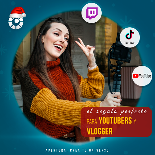 Sugerencias de regalos para youtubers / streamers
