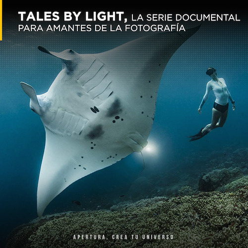 Tales by light, la serie documental para amantes de la fotografía